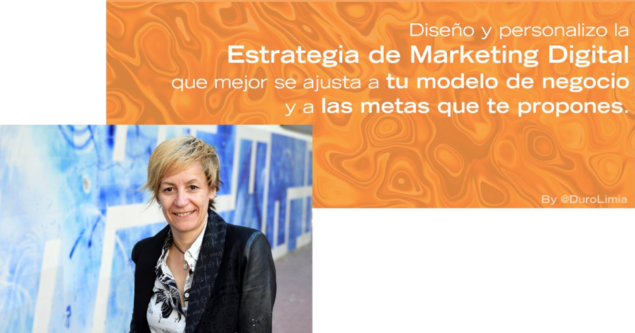 Sobre Mí - Estrategia de Marketing Digital - Sonia Duro Limia - Social Media Manager & Strategic