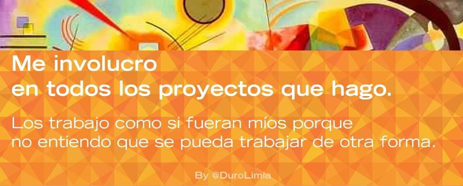 Sobre Mí - Me involucro en los proyectos - Sonia Duro Limia - Social Media Manager & Strategic
