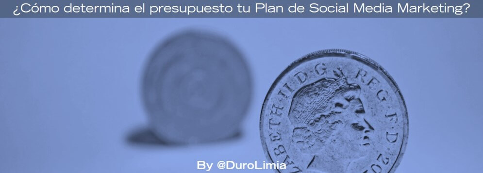 Duro Limia Pasos Plan Social Media Marketing Presupuesto
