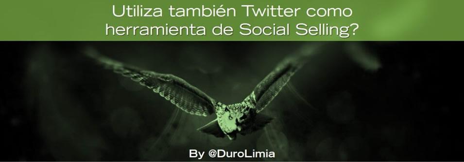 Utiliza Twitter para Social Selling - Sonia Duro Limia