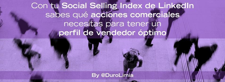 duro limia que te permite el social selling index
