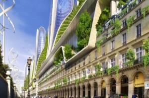 ejemplo smart city paris 2050