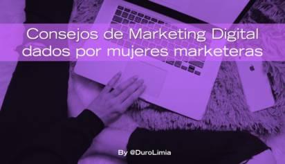 consejos marketing digital mujeres marketeras