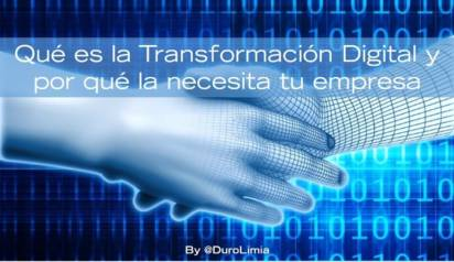 que es la transformacion digital