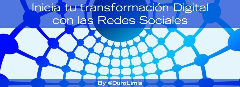 transformación digital redes sociales