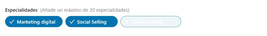 crear pagina de LinkedIn para empresas paso 3 y 1