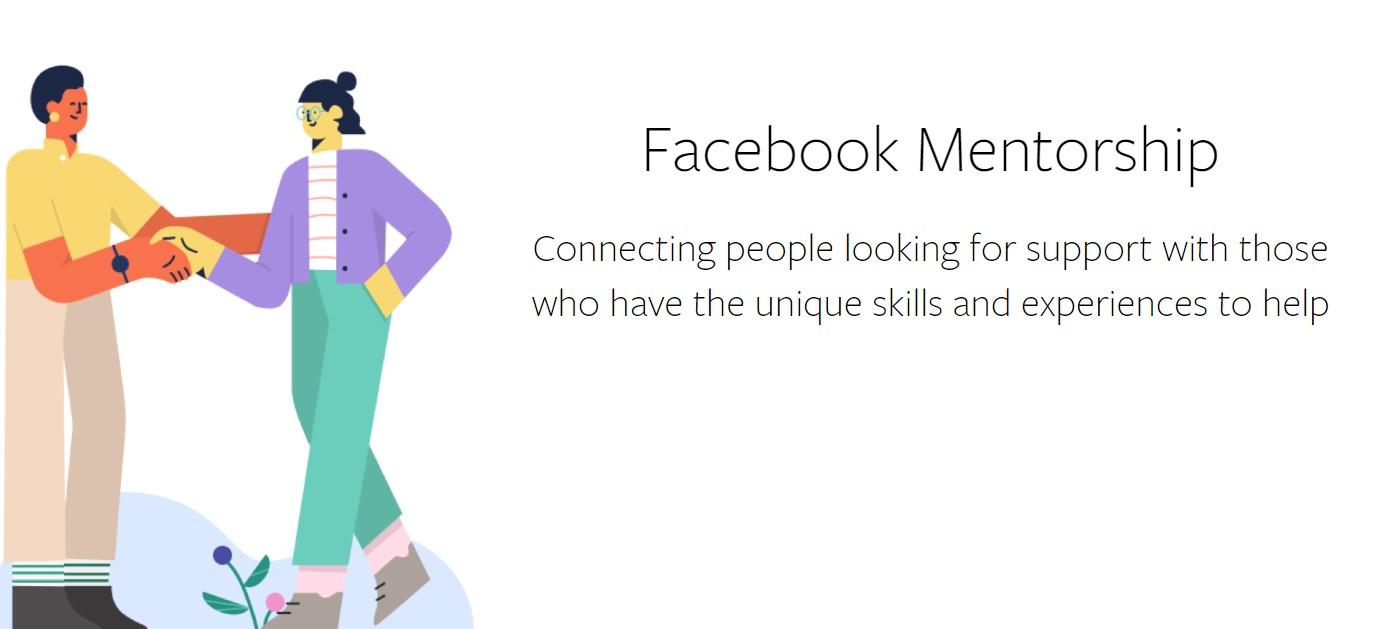 programa de mentoring de facebook mentorship