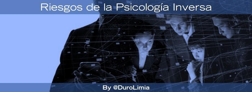 psicologia inversa riesgos