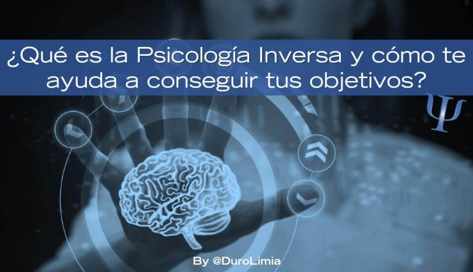 psicologia inversa que es