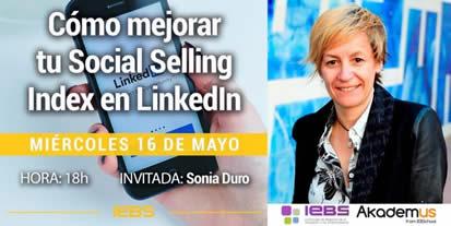 Sonia Duro Limia - Formacion en Escuelas de Negocios - IEBS