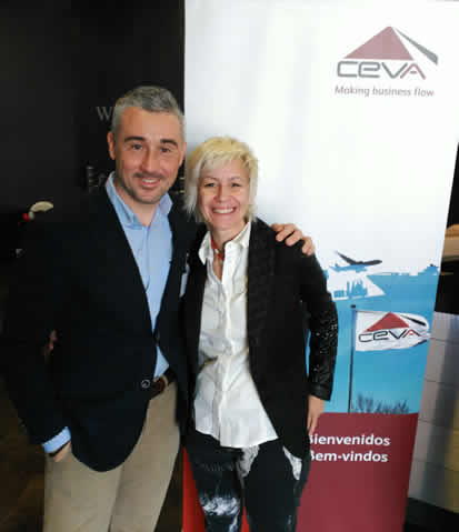 Sonia Duro Limia - Formacion in Company - CEVA Logistica