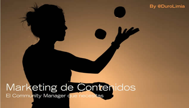 Sonia Duro Limia - Marketing de Contenidos - Community Manager