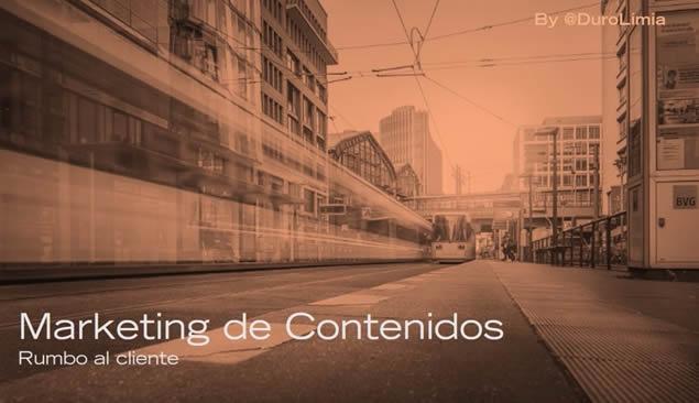 Sonia Duro Limia - Marketing de Contenidos - Rumbo al Cliente