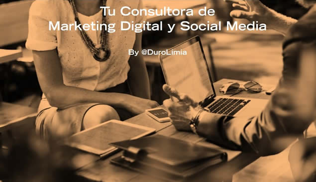 Sonia Duro Limia - Tu consultora de Marketing Digital y Social Media