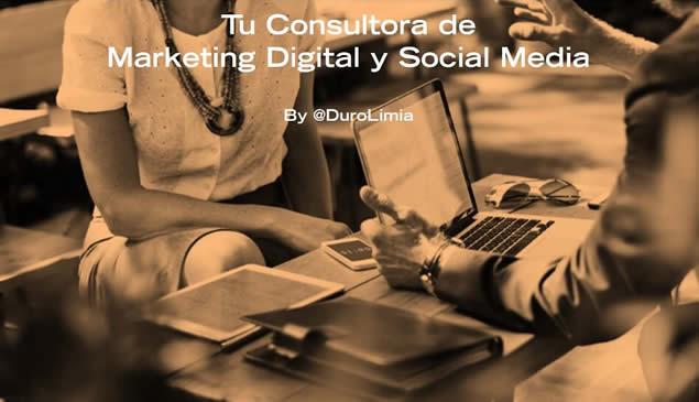 Sonia Duro Limia - Tu consultora de Marketing Digital y Social Media