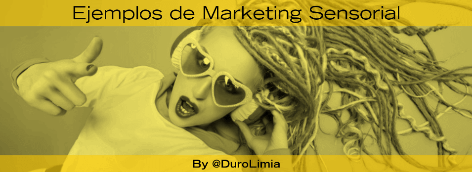 5 ejemplos de marketing sensorial