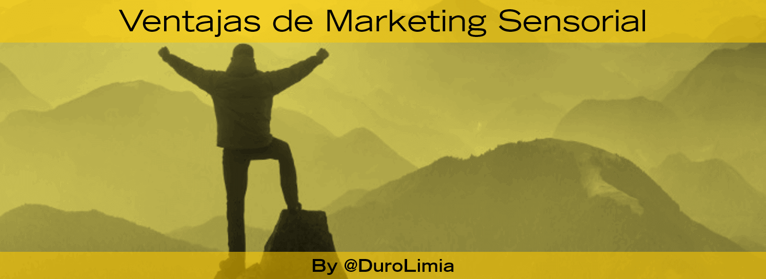 ventajas del marketing sensorial