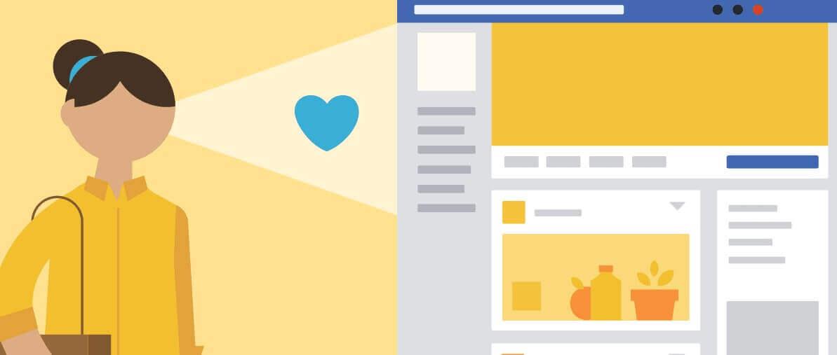 plantilla de facebook estandard