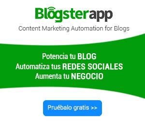 Sonia Duro Limia Recomienda BlogsterApp