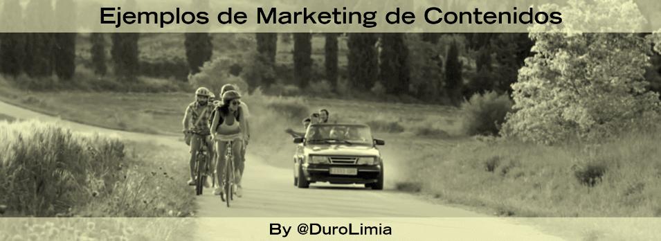 ejemplos marketing de contenidos