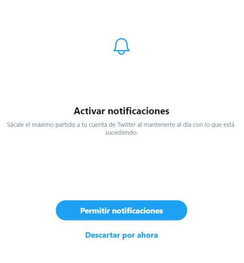 crear cuenta twitter paso 10