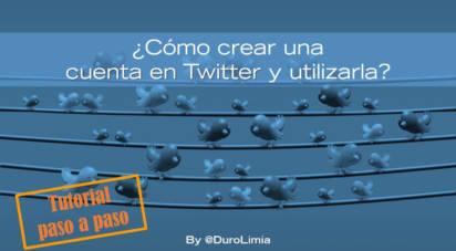 duro limia crear cuenta twitter
