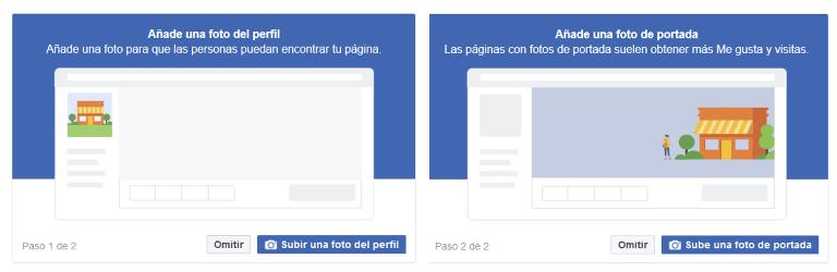 crear pagina de facebook para empresa paso 4