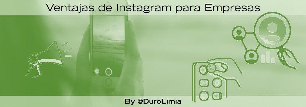 duro limia instagram para empresas consejos