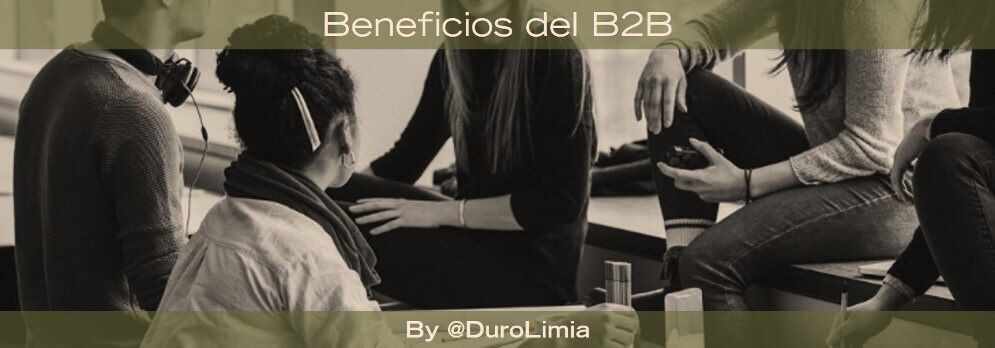 duro limia marketing b2b beneficios