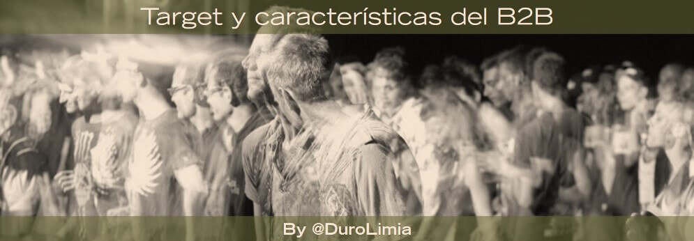 duro limia marketing b2b target caracteristicas