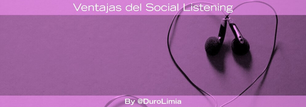 ventajas del social listeing o escucha activa
