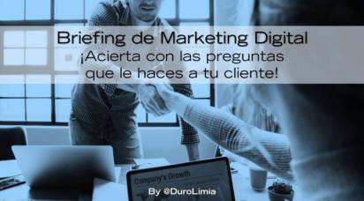 briefing de marketing digital