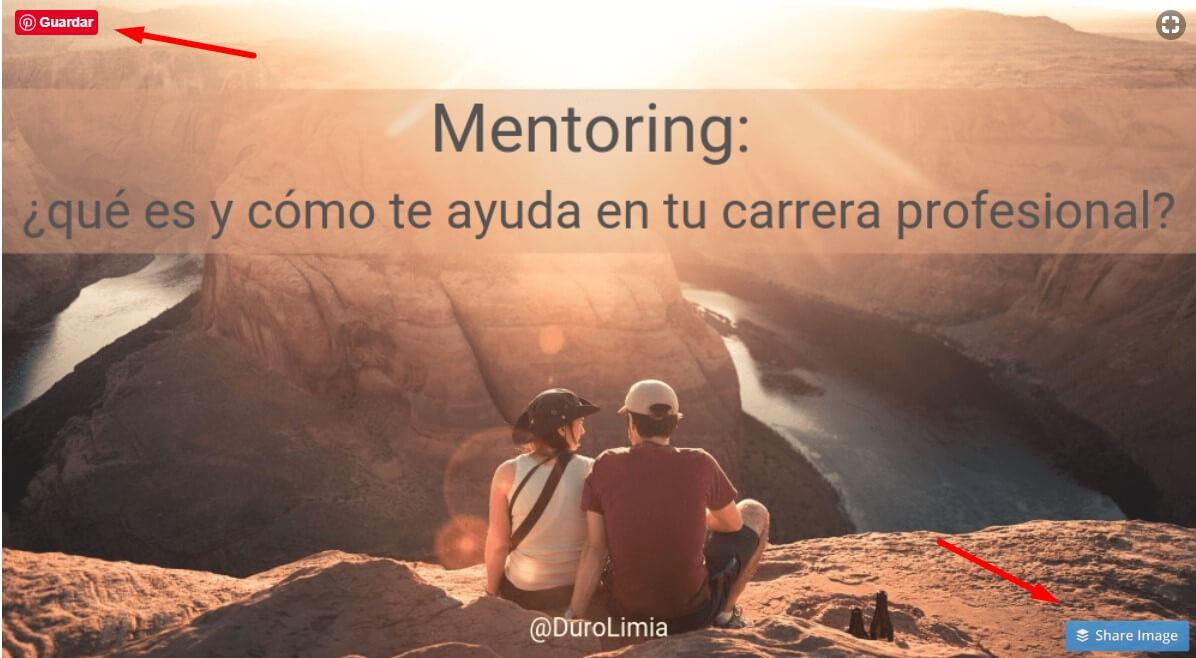 mentoring en pinterest