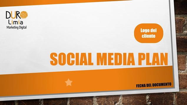 Sonia Duro Limia - Social Media Plan