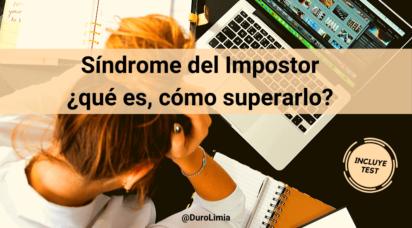Sonia Duro Limia - Sindrome del Impostor