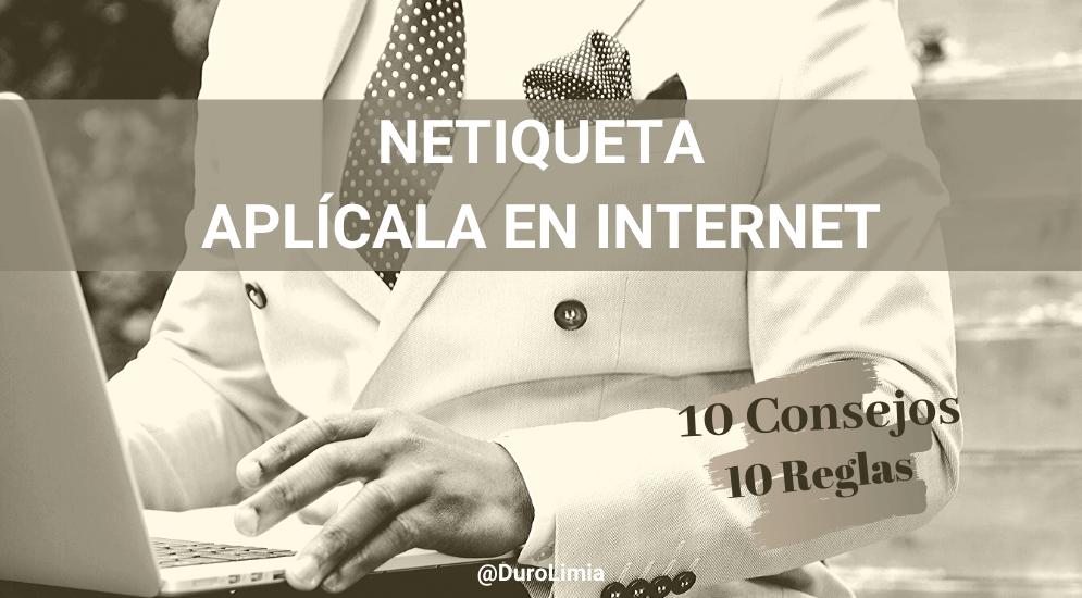 Sonia Duro Limia - Netiqueta: ¿qué es y cómo aplicar sus reglas para ser educado en Internet?