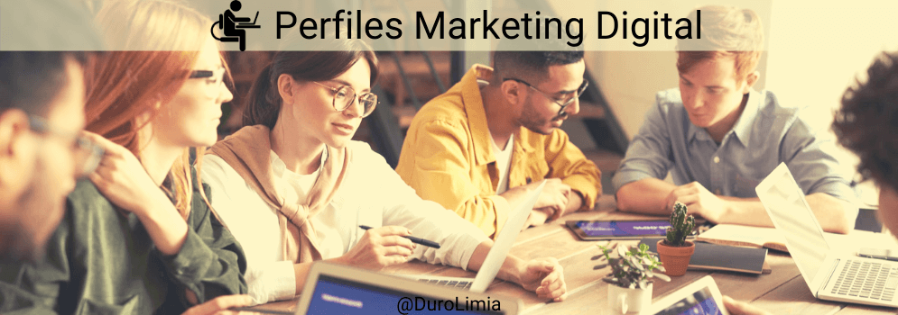 perfiles marketing digital importantes