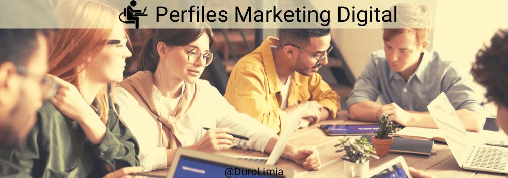 perfiles marketing digital importantes