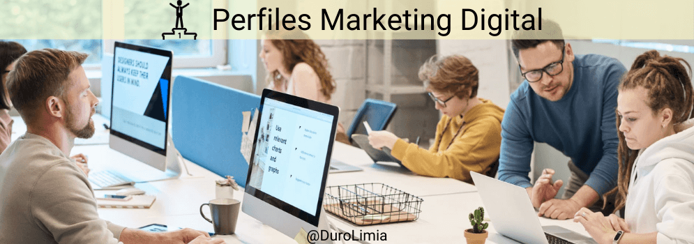 perfiles marketing digital imprescindibles