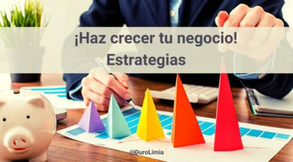 estrategias para hacer crecer tu negocio