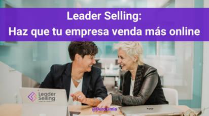 leader selling venta digital