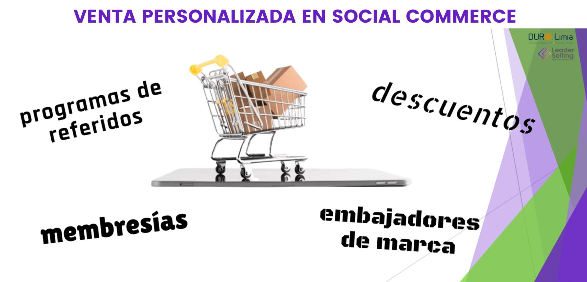 social commerce venta pesonalizada